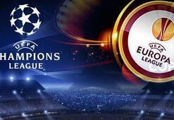 UEFA'da toplu sonuçlar ve gruptan çıkan takımlar