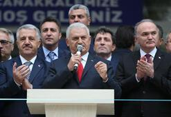 Başbakan Yıldırım: Bugün Türkiye, havacılıkta dünyada 11inci sıraya yükseldi