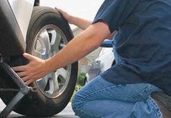 Araç lastiği nasıl değiştirilir Lastik değiştirirken dikkat etmeniz gerekenler neler