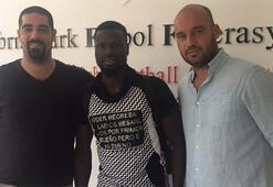 Eboue, Türk Ocağı Limasol ile anlaştı