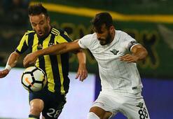 Fenerbahçeye Akhisarspor şoku İşte maçın özeti...