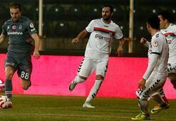 Grandmedical Manisaspor - Beşiktaş maç özeti: 1-1