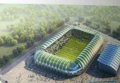 Akhisar Arenanın temeli haftaya atılıyor