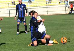 Bucaspor - Gaziantep Büyükşehir  Belediyespor: 1-1