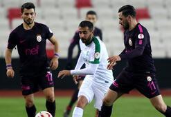 Sivas Belediyespor - Galatasaray maç özeti: 2-1