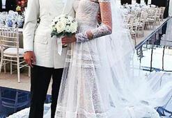 Ana Beatriz Barrosun görkemli düğünü