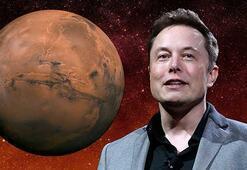 Elon Musk, Marsa ilk uçuşu 2022de yapmayı planlıyor