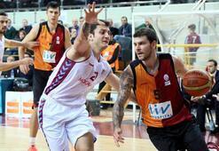 Trabzonspor MP-Galatasaray LH: 72-70