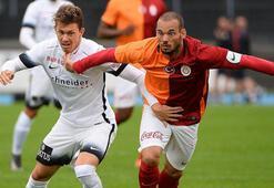 Thun - Galatasaray: 1-1