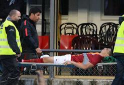 Galatasarayda Koray şoku