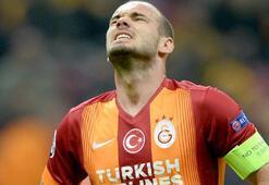 Sneijderin alacağı bulunmuyor