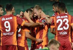 Galatasarayın konuğu Eskişehirspor