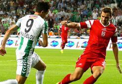 Konyaspor 3 puanla açtı