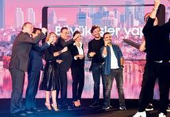 Dev ekranlı Galaxy Note 8 Türkiye'de