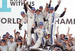 Ogier birinci, Volkswagen şampiyon