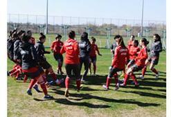 Futbol Kadın (A) Milli Takımı seçme ve test kampı