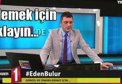 TRTde tepki çeken hashtag