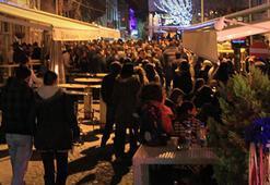 Alaçatıda alkollü restoranların da bulunduğu 22 dükkan Diyanete devredildi