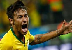 10un büyüsünü Neymar bozdu