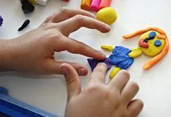 Play-Doh ile dünyaya örnek gösterildi