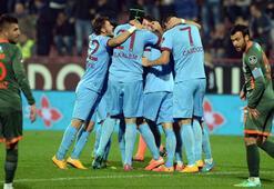 Trabzonspor - Çaykur Rizespor: 3-2