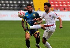 Gaziantepspor-MKE Ankaragücü: 1-2