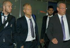 Anderlecht İstanbula geldi