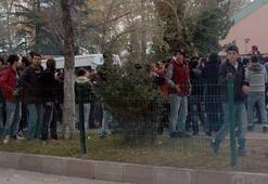 T.Linyitspor - A.Demirspor maçı öncesi kan aktı