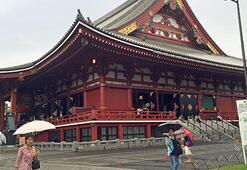 Sensoji Tapınağı'nın çekim gücü