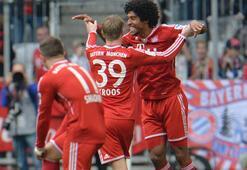 Bayern Münih dört köşe