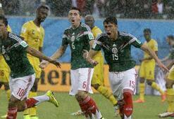 Meksika galibiyetle başladı