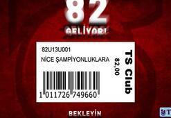 Trabzonsporlu taraftarların 82 merakı