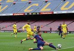 Barcelona-Las Palmas: 3-0