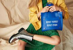 Trend alarmı: Slogan çantalar