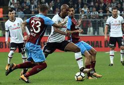 Beşiktaş - Trabzonspor maç sonucu: 2-2 (İşte maçın özeti)