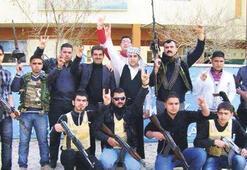 'IŞİD, dört bir yanımızı sardı'