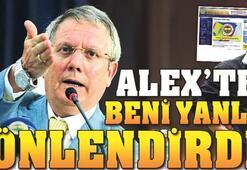 ALEXTE BENİ YANLIŞ YÖNLENDİRDİ