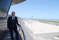 Ordudan Kıbrısa direk uçuş başlıyor