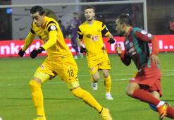 Eskişehirspor - Diyarbakır Büyükşehir Belediyespor: 3-0