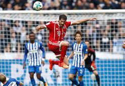 Bayern Münihe bir şok da Berlinden