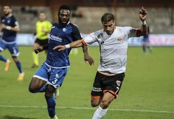 Adanaspor-Büyükşehir Belediye Erzurumspor : 2-1
