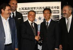 Çin heyeti, Beşiktaş Müzesini gezdi