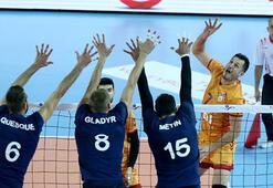 Galatasaray HDI Sigorta-Fenerbahçe: 0-3