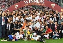 UEFA Kupasını 4 takım 3er kez kazandı
