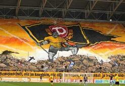 Dynamo Dresden kupadan men edildi