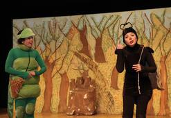Bosch Çevre Çocuk Tiyatrosu  Erzincanlı çocuklarla buluşuyor