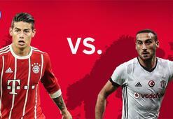Bayern Münihten Beşiktaş için ilk paylaşım