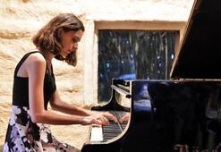 Genç piyanistler büyüledi