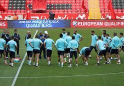 A Milli Futbol Takımı, Antalyada toplandı