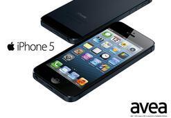 iPhone 5 14 Aralıkta Avea'da